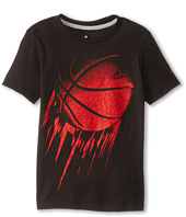 adidas Kids - Basketball Fusion Tee (Big Kids)