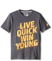 adidas Kids - Live Quick Tee (Big Kids)