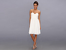 Donna Morgan Morgan Sweetheart Dress (White Lily)