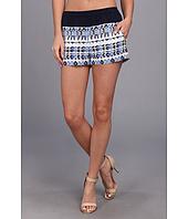 BCBGMAXAZRIA - Teagan Woven Sportswear Short
