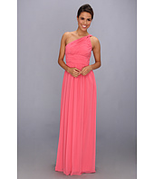 Donna Morgan - One Shoulder Strapless Gown - Rachel