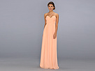 Donna Morgan Laura Gown (Peach Fuzz)