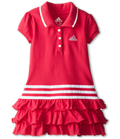 adidas Kids - Triple Tier Polo Dress (Toddler/Little Kids)