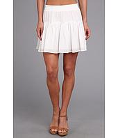 BCBGMAXAZRIA - Lourdes Woven Sportswear Skirt
