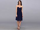 Donna Morgan - Morgan Sweetheart Dress (Midnight) - Apparel