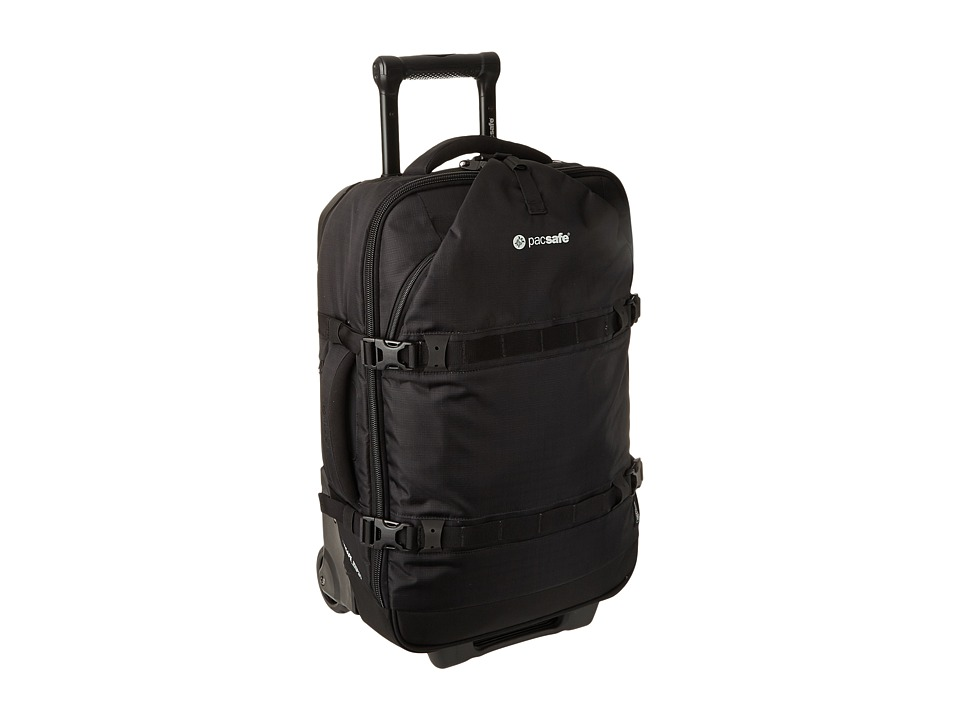 Pacsafe - Toursafe EXP21 Anti Theft Wheeled Carry On (Black) Carry on Luggage