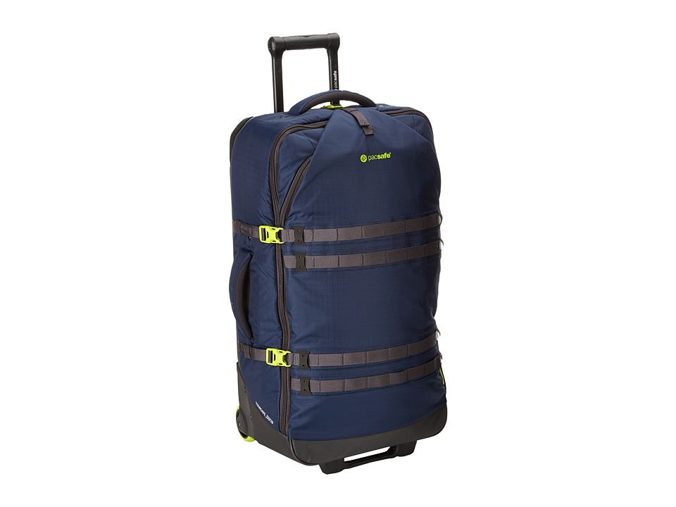 Pacsafe - Toursafe EXP29 Anti Theft Wheeled Gear Bag (Navy Blue) Luggage