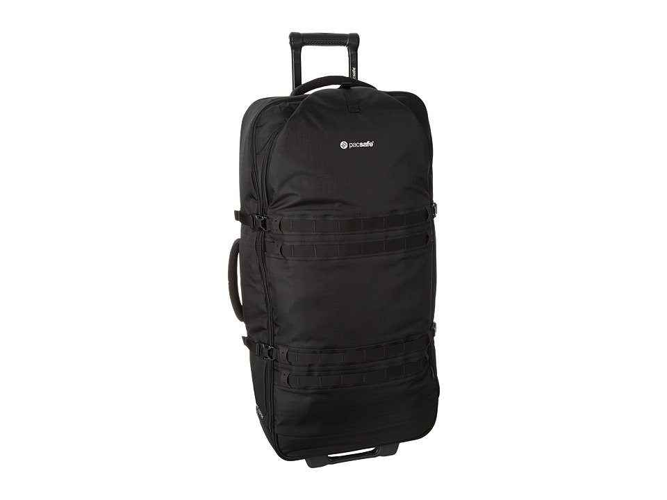 Pacsafe - Toursafe EXP34 Anti Theft Wheeled Gear Bag (Black) Luggage