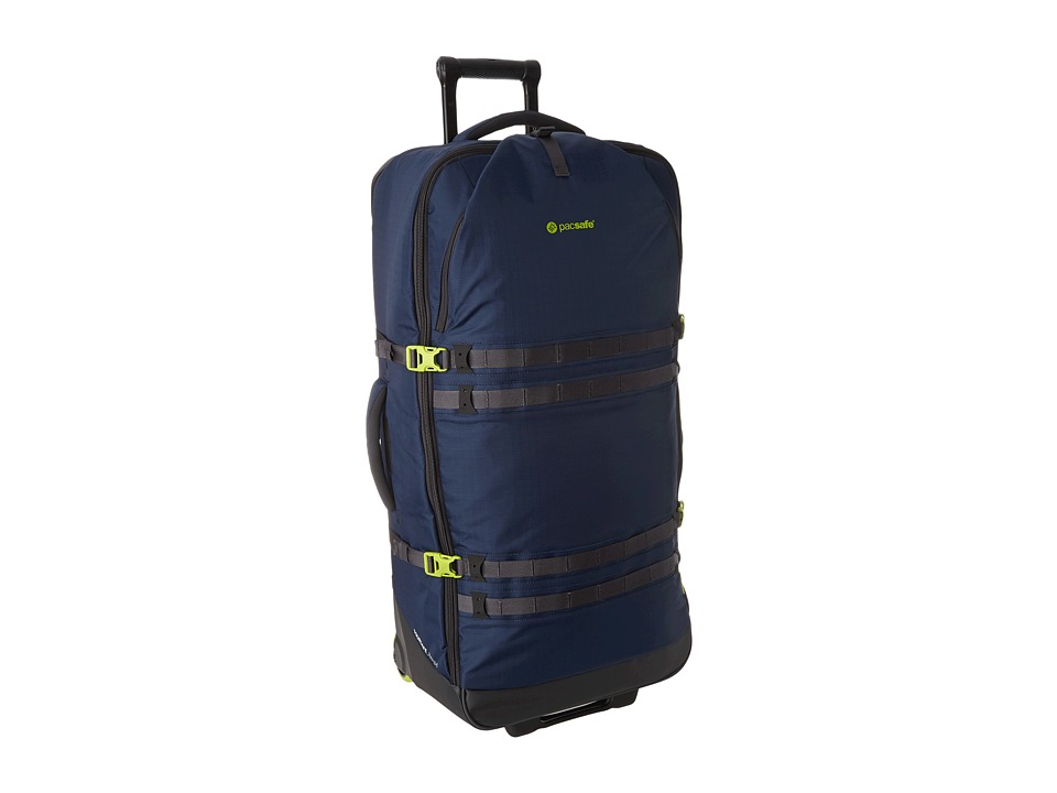 Pacsafe - Toursafe EXP34 Anti Theft Wheeled Gear Bag (Navy Blue) Luggage
