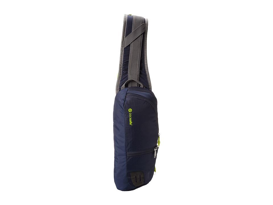 Pacsafe - Venturesafe 150 GII Anti-Theft Cross Body Pack (Navy Blue) Backpack Bags