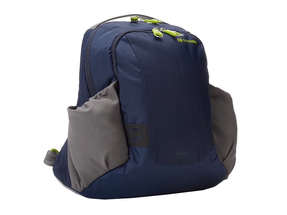 Pacsafe - Venturesafe 10L GII Anti Theft Front Pack (Navy Blue) Day Pack Bags