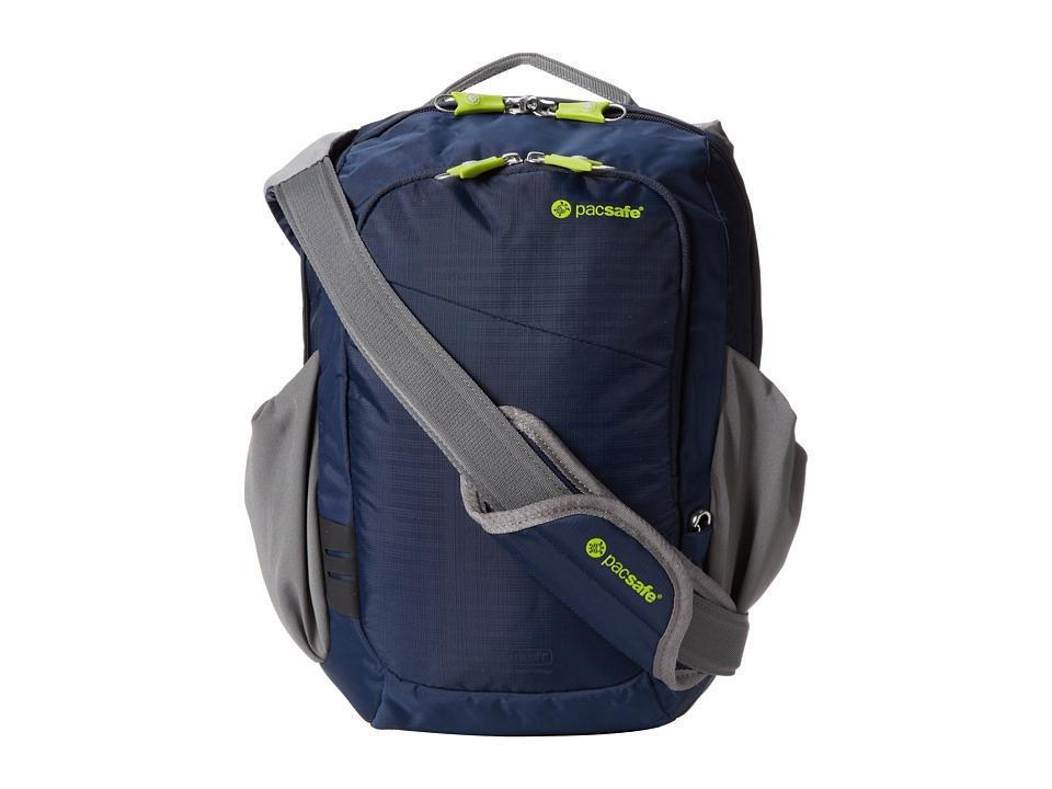 Pacsafe - Venturesafe 300 GII Anti-Theft Travel Bag (Navy Blue) Backpack Bags