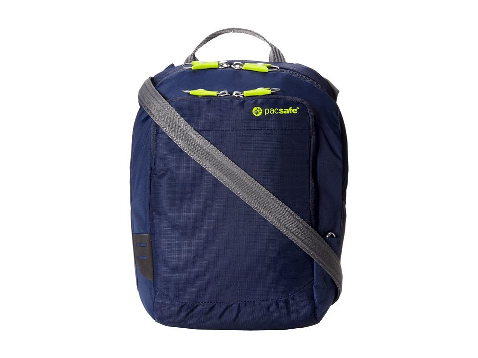 Pacsafe - Venturesafe 200 GII Anti Theft Travel Bag (Navy Blue) Backpack Bags