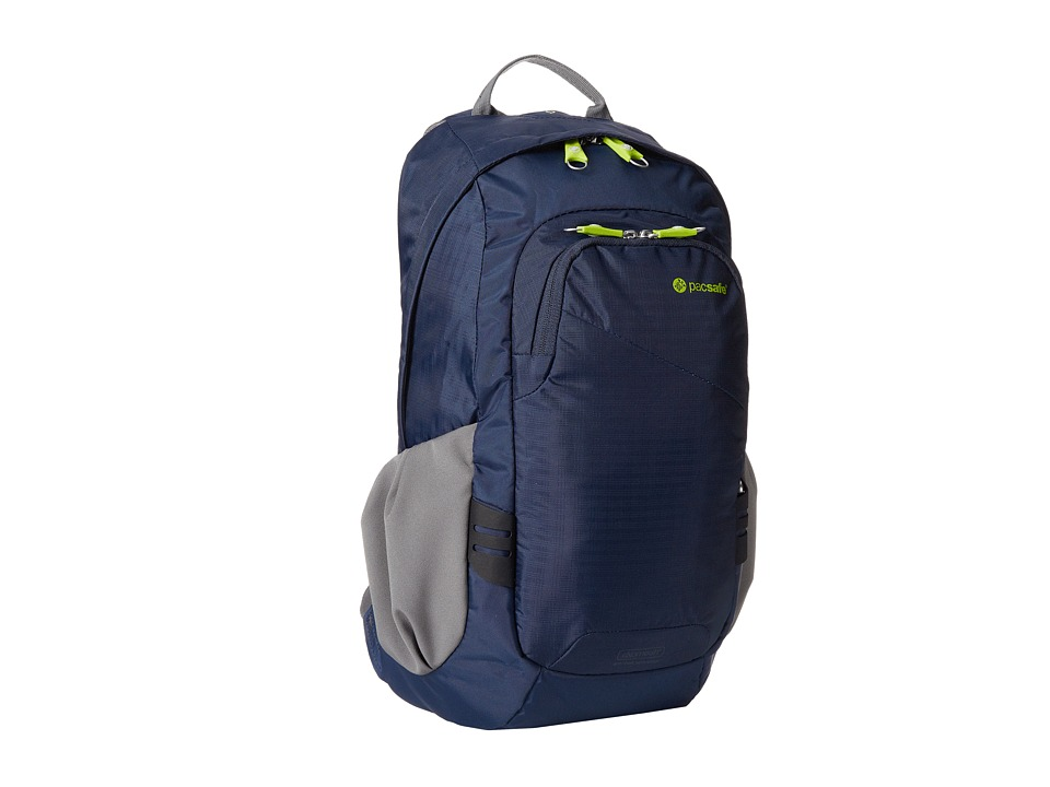 Pacsafe - Ventruesafe 15L GII Anti Theft Day Pack (Navy Blue) Day Pack Bags