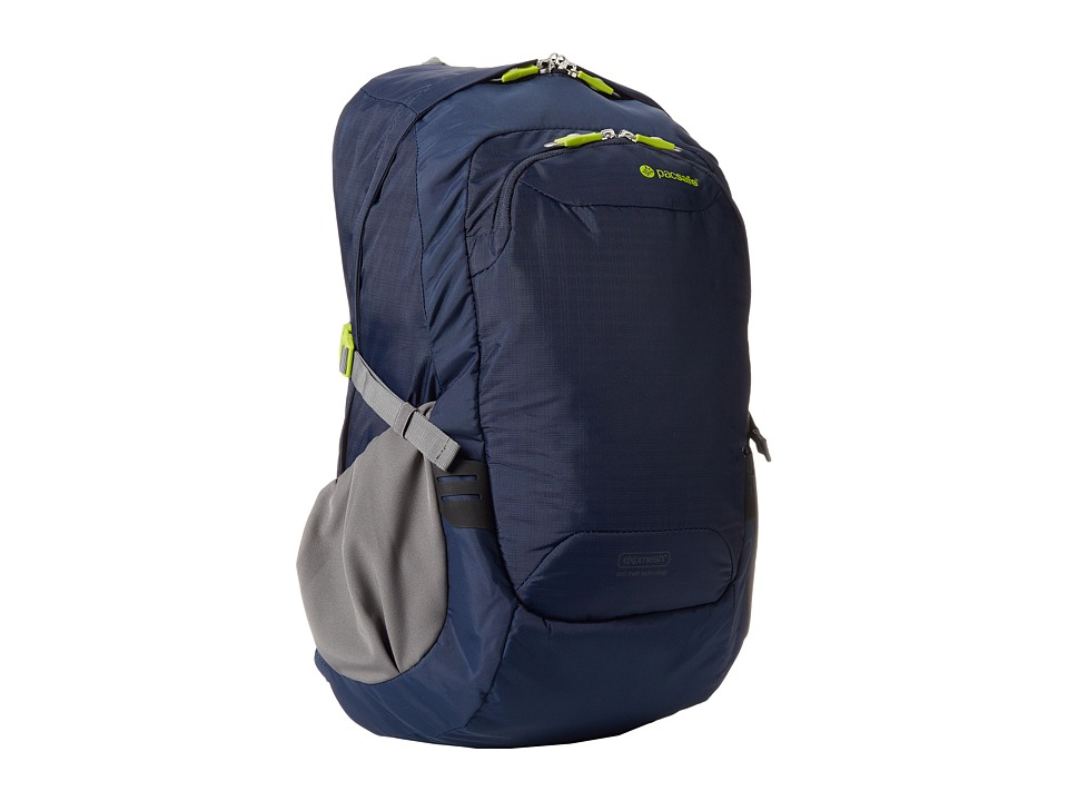 Pacsafe Venturesafe 25L GII Anti-Theft Travel Pack (Navy ...