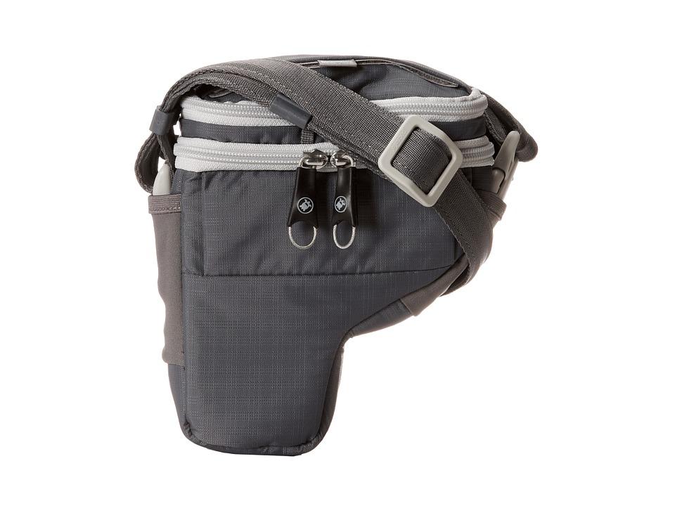 Pacsafe Camsafe V2 Anti Theft Camera Holster Storm Grey Handbags