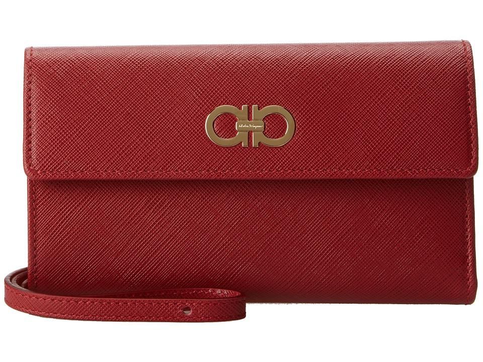 Salvatore Ferragamo - 22C114 (Rosso) Wallet Handbags