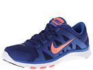Nike Flex Supreme TR II (Deep Royal Blue/Hyper Cobalt/Black/Bright Mango)