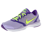 Nike In-Season TR 4 (Hydrangeas/Hyper Grape/Cool Grey/Volt)