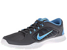 Nike - Flex Trainer 4 (Dark Grey/Medium Mint/University Blue)