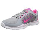 Nike Flex Trainer 4 (Wolf Grey/Hyper Cobalt/Hyper Pink)