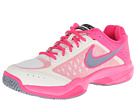 Nike - Air Cage Court (Ivory/Hyper Pink/Dark Magnet Grey/Magnet Grey)