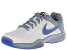 Nike Air Cage Court (Ivory/Magnet Grey/Dark Magne Grey/Hyper Cobalt)