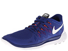 Nike - Nike Free 5.0 '14 (Deep Royal Blue/Black/Hyper Punch/White)