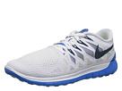 Nike Nike Free 5.0 '14 (White/Photo Blue/Pure Platinum/Space Blue)