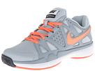 Nike Air Vapor Advantage (Magnet Grey/Light Magnet Grey/White/Bright Mango)