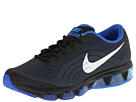 Nike - Air Max Tailwind 6 (Black/Photo Blue/Hyper Cobalt/Metallic Silver)