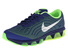Nike - Air Max Tailwind 6 (Deep Royal Blue/Electric Green/Volt/Metallic Silver)