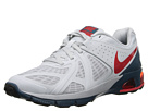 Nike - Air Max Run Lite 5 (Pure Platinum/Space Blue/Wolf Grey/Challenge Red)