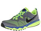 Nike Dual Fusion Trail (Cool Grey/Volt/Hyper Cobalt/Black)
