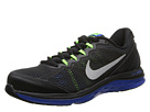 Nike Dual Fusion Run 3 (Black/Hyper Cobalt/Electric Green/Metallic Silver)