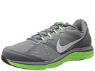 Nike Dual Fusion Run 3 (Dark Grey/Electric Green/Wolf Grey/Metallic Platinum)