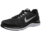 Nike - Dual Fusion Run 3 (Black/White/Cool Grey/Metallic Silver)