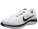 Nike - Dual Fusion Run 3 (White/Wolf Grey/Black)