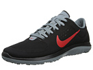 Nike - FS Lite Run (Black/Aviator Grey/Challenge Red)