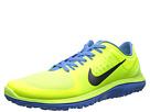 Nike FS Lite Run (Volt/Hyper Cobalt/Black)