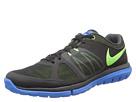 Nike Flex 2014 Run (Black/Anthracite/Photo Blue/Electric Green)