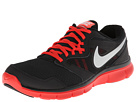 Nike - Flex Experience Run 3 (Black/Challenge Red/Black/White/Metallic Siver)