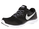 Nike - Flex Experience Run 3 (Black/Dark Grey/White/Metallic Silver)