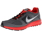 Nike - Air Relentless 3 (Dark Grey/Challenge Red/Black/Metallic Silver)