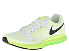 Nike - Zoom Pegasus 31 (White/Black/Volt/Electric Green)