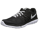 Nike - Flex 2014 Run (Black/White/Metallic Platinum)
