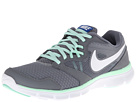 Nike - Flex Experience Run 3 (Cool Grey/Medium Mint/Hyper Cobalt/White)
