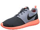 Nike Roshe Run (DK Magnet Grey/Magnet Grey/Bright Mango/Black) Men's Classic Shoes