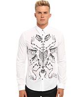 McQ - Handrawn Classic Fitted Shirt