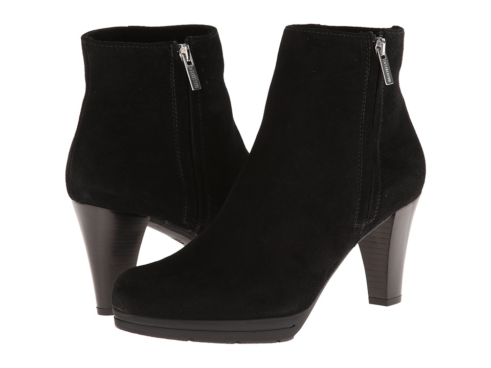 La Canadienne - Meredith (Black Suede) Women